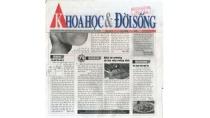 Báo Khoa học và Đời sống (Liên hiệp các Hội KHKTVN) - Dich vu Quang ...