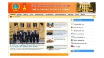 Tòa án nhân dân tối cao ra mắt trang tin điện tử về án lệ - Báo Đời ...