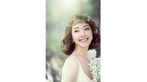 15 kiểu tóc cho cô dâu tóc ngắn xinh xắn thêm điệu đà