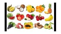 TÊN GỌI CÁC LOẠI TRÁI CÂY CHO BÉ: LEARNING NAME FRUIT FOR KIDS ...