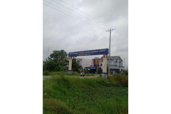 Khu dân cư Đông Phú - Nhà đất mua bán