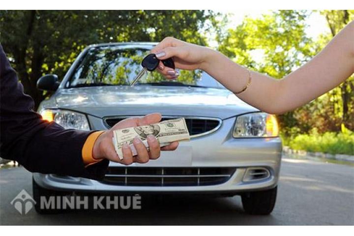 Thủ tục mua bán xe ô tô cũ theo quy định mới nhất năm 2019