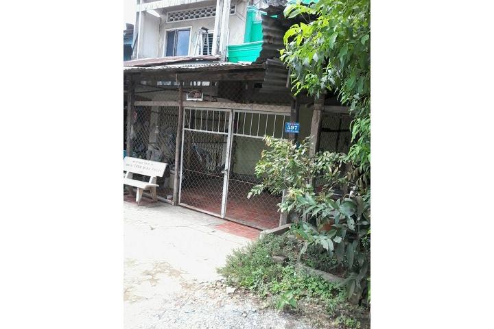 Bán nhà và đất, ấp An Quới, xã Hòa Bình, huyện Chợ Mới, An Giang.