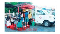 """Thảo Bakery""""- Xe tải bán đồ ăn lưu động - Báo Thừa Thiên Huế Online"""