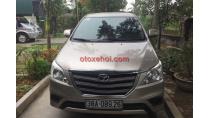 Bán ô tô Toyota Innova 2.0E Xe cũ Trong nước Số sàn tại Hà Tĩnh ...