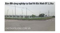 Mua bán nhà đất huyện Quế Võ - Bất động sản Quế Võ, Bắc Ninh