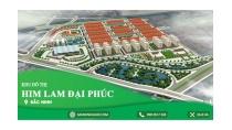 Dự án Him Lam Đại Phúc – Khu đô thị mới, mở ra một đời sống tiện nghi.