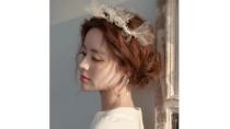 DLSK - Các kiểu tóc đẹp cho cô dâu tóc ngắn ngang vai quyến rũ và ...