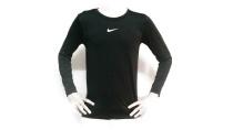 Áo body thể thao Nike dài tay - đen