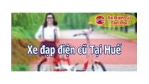 Mua xe đạp điện cũ tại Huế - Giá 3 triệu | Xediencu66.com