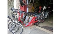 Bán xe đạp điện Asama cũ giá rẻ từ 3 triệu đến 5 triệu | 12/05/2014