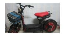 Xe đạp điện Giant M133S cũ | Xe dap dien Giant cu o tai Ha Noi