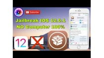 Jailbreak iOS 12.0.1 No computer 100%