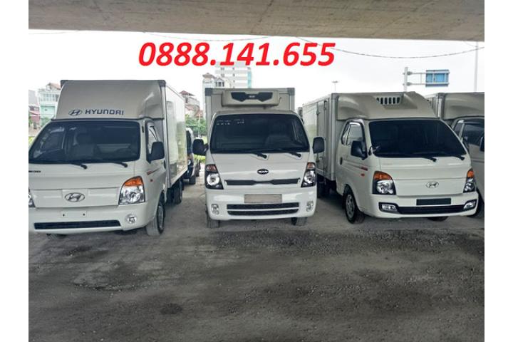 Mua bán xe tải Hyundai porter cũ nhập khẩu tại Quảng Ninh 0888.141.655