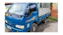 Mua Bán Ô Tô Tải Cũ Chất Lượng: K3000 đời 2012 trọng tải 1 tấn 4 230 ...