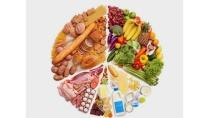 Thức ăn theo ngũ hành