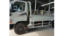 Mua bán xe tải cũ Hyundai HD72 tải trọng 3T5 thùng lửng dài 4m8 ...