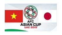 Xem trực tiếp Việt Nam vs Nhật Bản ở đâu   Asian Cup 2019