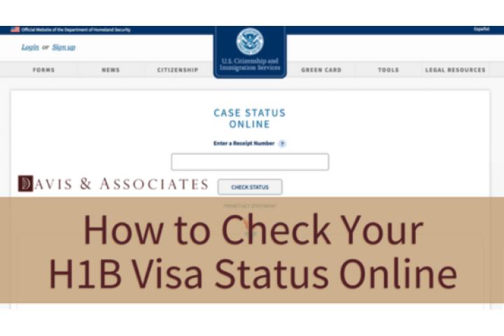 us immigration h1b visa status
