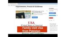 us immigrant visa processing time in pakistan
