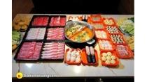 Địa điểm] Hotpot Story Buffet - Lotte Mart Quận 7