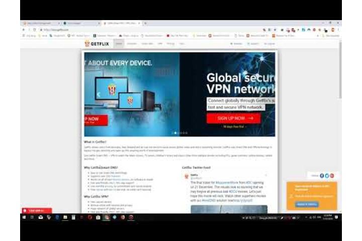 Video Hướng dẫn lập tài khoản getflix và cách sử dụng xem app mỹ (p1)