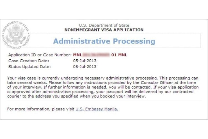 f1 immigrant visa processing time