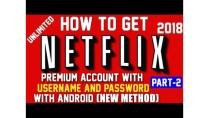 Hướng dẫn lập tài khoản getflix và cách sử dụng xem app mỹ (p1)