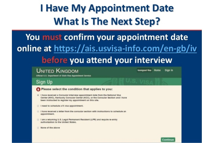 immigrant visa interview processing time