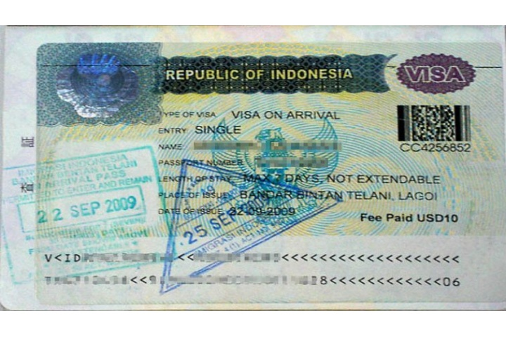 Cost Of Tourist Visa To Australia From Indonesia