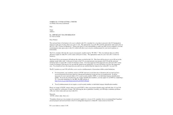Request Letter For Visa Extension
