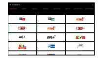 Cách xem bóng đá K+ trên Smart TV miễn phí
