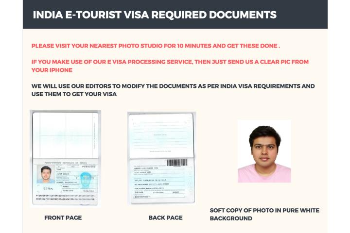 e tourist visa india canada