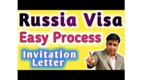 Russia Visa Full Process