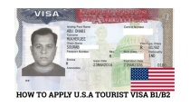 HOW TO APPLY FOR U.S.A TOURIST VISA FROM ANY COUNTRY | 2018 | - YouTube