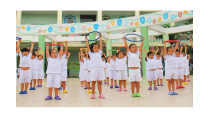 Ý nghĩa giáo dục thể chất cho trẻ mầm non- Trẻ thông minh, tự tin hơn