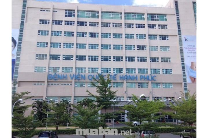 Bán nhà Quận Thủ Đức, gần bệnh viện Quốc Tế Hạnh Phúc - TP.HCM ...