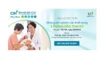 Kiểm tra dị tật thai nhi | Giao lưu trực tuyến