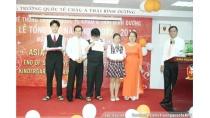 Hệ thống trường quốc tế châu Á Thái Bình Dương Tổng kết năm học 2012 ...