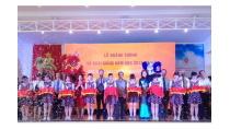 Khánh thành Trường quốc tế Châu Á Thái Bình Dương APC Đồng Nai - Báo ...