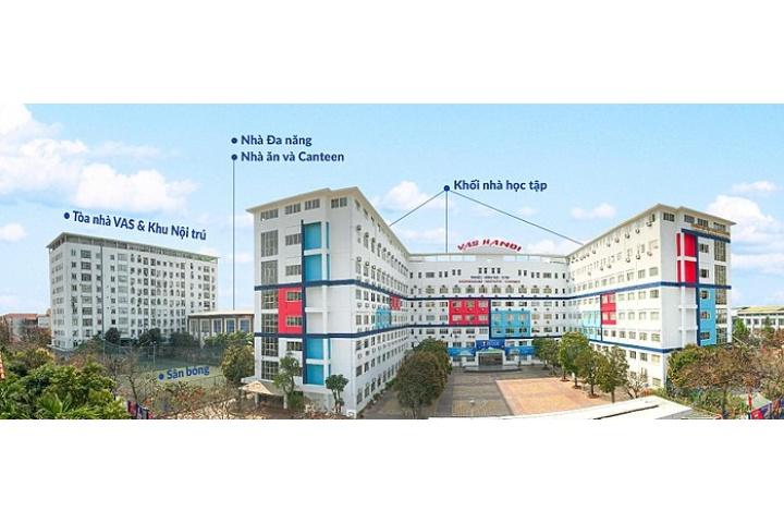 Trường Quốc tế Liên cấp Việt-Úc Hà Nội – Wikipedia tiếng Việt