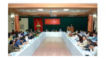 """Hội thảo khoa học """"Quốc tế Cộng sản - Giá trị lịch sử và ý nghĩa ..."""