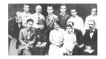 1924 Nguyễn Ái Quốc với một số đại biểu dự Đại hội Quốc tế… | Flickr