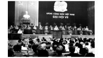 Đại hội lần thứ VII của Đảng: Đổi mới toàn diện, đồng bộ, đưa đất ...