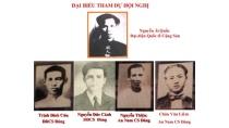 I. Hội nghị thành lập đảng cộng sản Việt Nam 3-2-1930 - History of ...