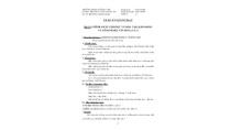 Giáo án Giáo dục công dân 6 - Bài 13: Chính sách giáo dục và đào tạo ...