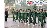Đồ Sinh Viên Học Quân Sự, Quốc Phòng – Giày Sĩ Quan Quân Đội