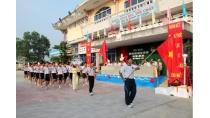 Khoa Giáo dục thể chất ĐH Huế chào mừng năm học mới