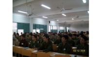 Trung tâm GDQP Huế - Đại học Huế, từng bước nâng cáo chất lượng ...