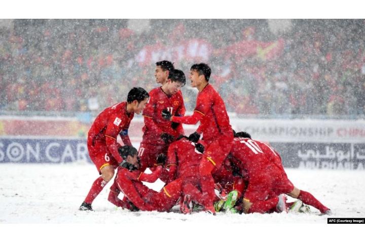 Chung kết U23 Việt Nam – Uzbekistan